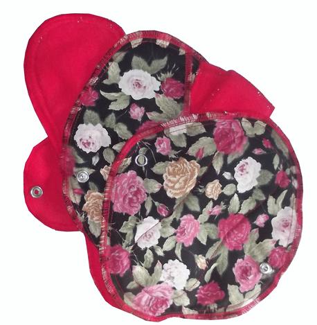 Zestaw podpasek wielorazowych na próbę, Angielskie Róże, Naya (1)