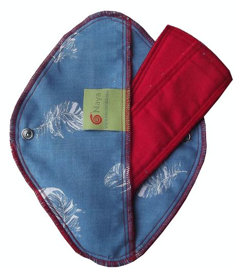 Zestaw 3x podpaska wielorazowa na dzień, Mandala, Naya (3)