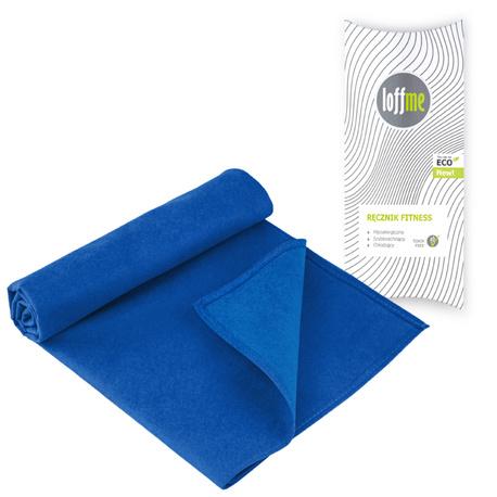 Ręcznik FITNESS 50x80 cm, ultracienki (2)