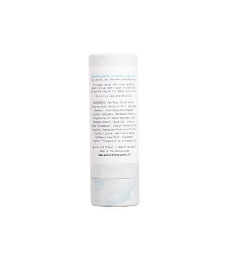Dezodorant w sztyfcie, SO SENSITIVE, bez aluminium, 65g, We love the planet (3)