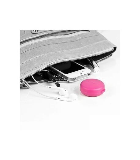 Składany kubeczek menstruacyjny, Lily Cup Compact, Rozmiar B, INTIMINA (6)