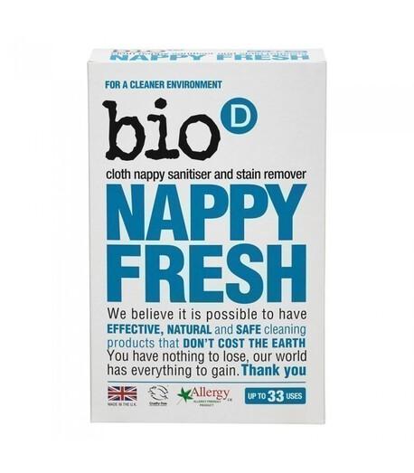 Nappy Fresh - dodatek do proszku, 500 g, Bio-D (1)